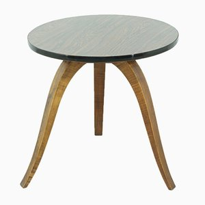 Tavolino piccolo rotondo, anni '60