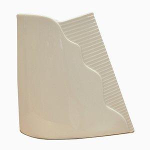 Vase aus Porzellan von Uta Feyl für Rosenthal, 1970er