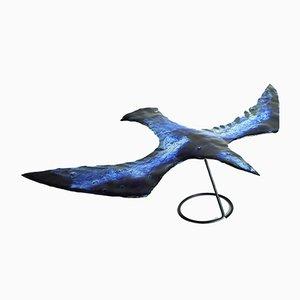 Uccello in vetro di Tróndur Patursson, 1999
