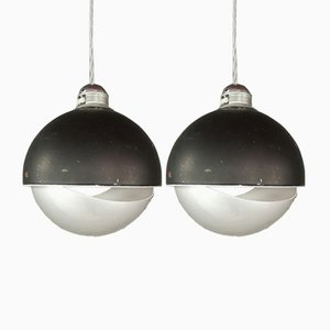 WL1105 Ceiling Lamps by Radboud Van Beekum for Raak, 1970s, Set of 2