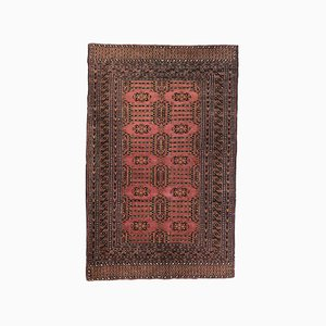 Handgeknüpfter pakistanischer Vintage Teppich
