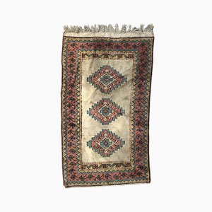 Vintage Turkish Hand Knotted Rug from Kars