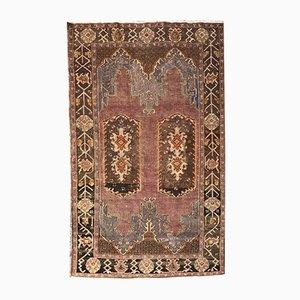 Antiker handgeknüpfter türkischer Konya Teppich