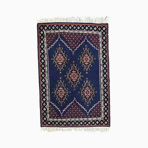 Handgeknüpfter tunesischer Vintage Teppich