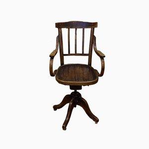 Vintage Italian Barber's Swivel Chair