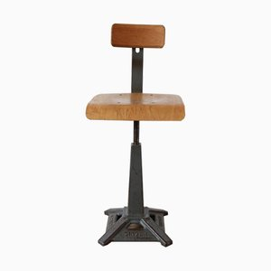 Adjustable Stool from Singer