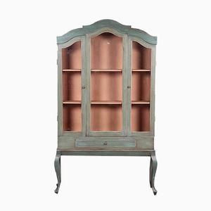 Mueble vitrina sueco antiguo