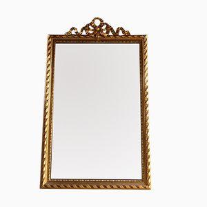 Antiker französischer Spiegel, 1890er