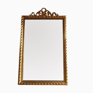 Antique French Mirror, 1890s