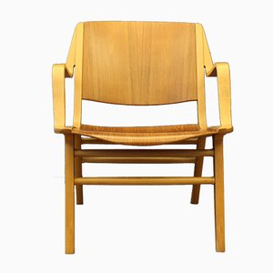 Ax Chair by Peter Hvidt & Orla Mølgaard for Fritz Hansen, 1950s