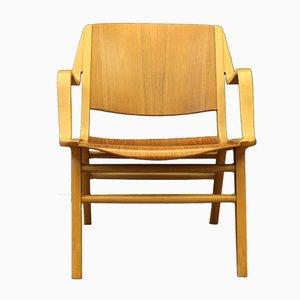 Ax Stuhl von Peter Hvidt & Orla Mølgaard für Fritz Hansen, 1950er