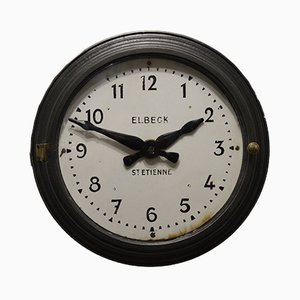 Antique French Clock from Elbeck