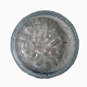 Lunaria Glass Bowl by Tapio Wirkkala for Iittala, 1970s
