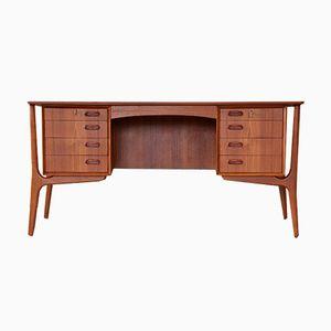 Dänischer Schreibtisch von Svend Aage Madsen für H.P. Hansen, 1960er
