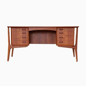 Danish Desk by Svend Aage Madsen for H.P. Hansen, 1960s