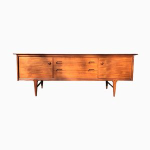 Vintage English Teak Sideboard by John Herbert for A. Younger Ltd.