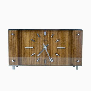 Table Clock from Zentra, 1960s