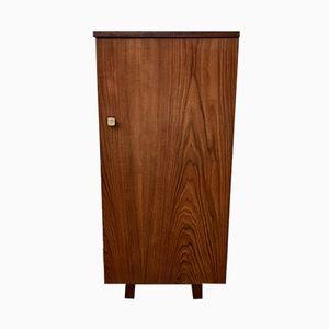 Schedario vintage in legno
