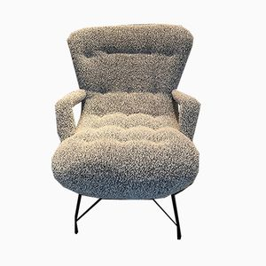 Vintage Lounge Chair by Martin Eisler & Carlo Hauner for Forma