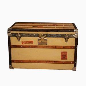 Baúl de viaje en beige de Moynat , años 30