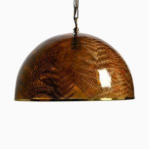 Large Italian Pendant Lamp, 1970s