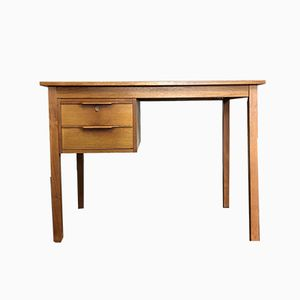 Vintage Danish Teak Desk from Domino Mobler