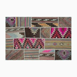 Patchwork Kilim Carpet, 1960s