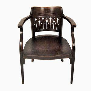 Antique Armchair by Otto Wagner for Gebrüder Thonet Vienna GmbH