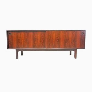 Mid-Century Rosewood Model 21 Sideboard from Omann Jun, 1970s