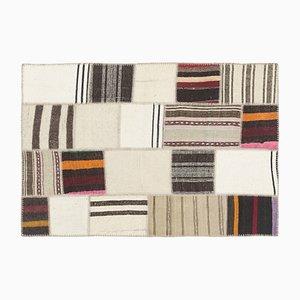 Kilim Patchwork Carpet, 1960s