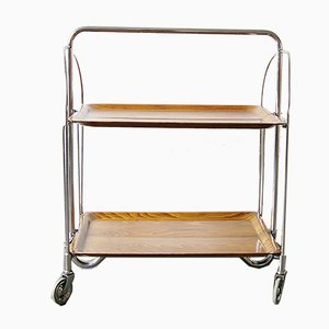 Foldable Serving Trolley from Bremshey & Co, 1960s