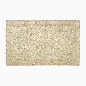 Vintage Beige Carpet, 1960s