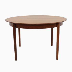 Danish Teak Extendable Table, 1960s