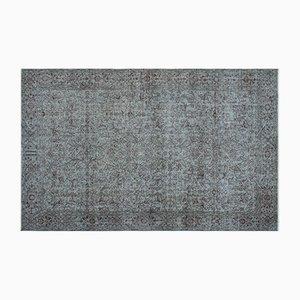 Vintage Blue Carpet, 1960s