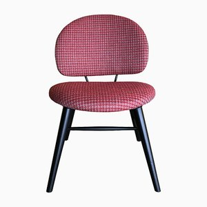 Schwedischer Beistellstuhl, 1960er