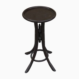Viennese Secession Stool or Plant Stand from Thonet, 1910s