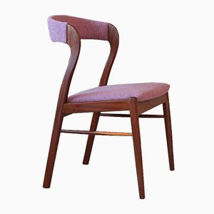 Mid-Century Danish Teak Side Chair