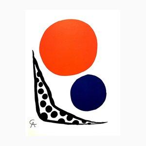 Litografia Composition di Alexander Calder, 1964