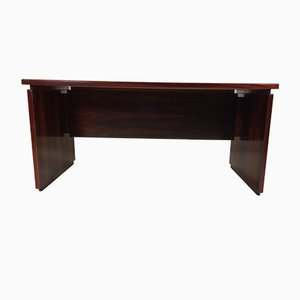 Rosewood Excecutive Desk from Bent Silberg Mobler, 1990s