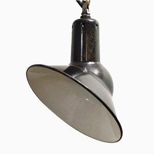 Lámpara colgante industrial vintage