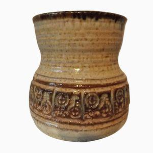 Vaso in ceramica di Giraud, anni '50