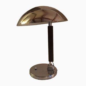 Lámpara de mesa de Karl Trabert para BAG Turgi, años 30