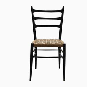 Chaise d'Appoint par Gio Ponti, 1950s