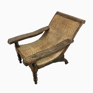 19th-Century Plantation Chair