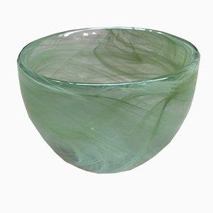 Cuenco vintage de vidrio fundido de Daum