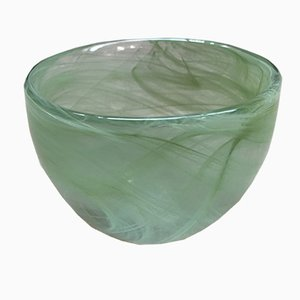 Vintage Glass Paste Bowl from Daum