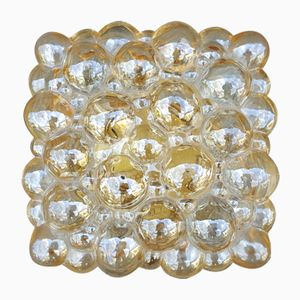 Square Ceiling Light by Helena Tynell for Limburg, 1960s