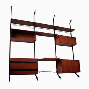 Urio Wall Unit by Ico Parisi for MIM, 1955