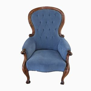 Antique Victorian Armchair