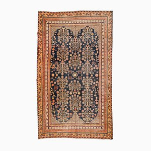 Antique Wool Rug, 1880s